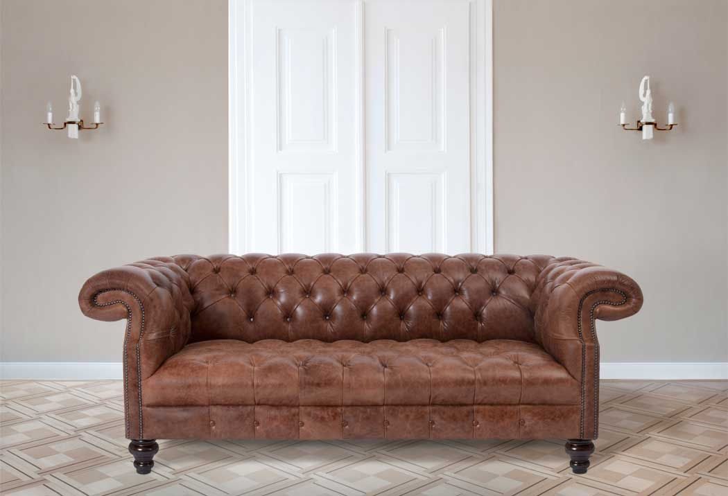 victorian chesterfield sofa osbourne chesterfield sofas von wilmowsky m bel deko. Black Bedroom Furniture Sets. Home Design Ideas