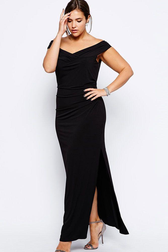 84a5cb208c Vestido PV033  Elegante vestido largo