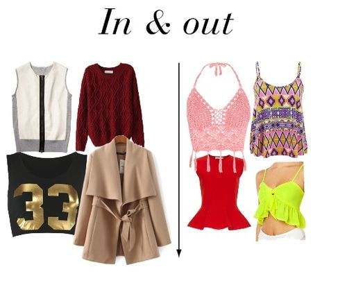 In's and Out's: Fall Fashion — BASTION &CO with @stylemintd