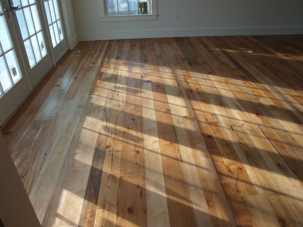 My Floors And How I Found Them Maple Floors Wood Refinishing Flooring