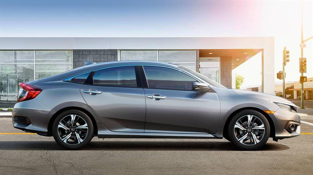 2016 Honda Civic Honda Pinterest