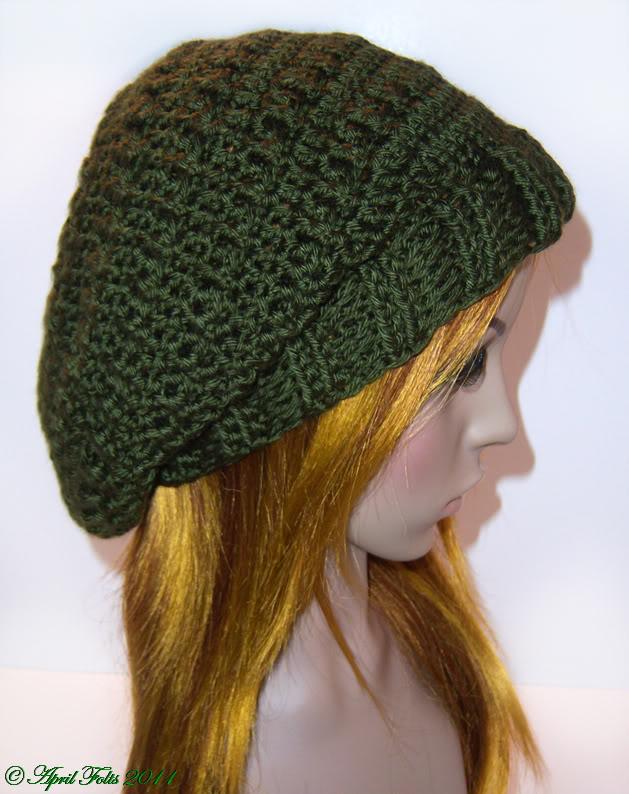 April Draven: Fallen Star Slouchy Hat Pattern   Crochet Hats ...