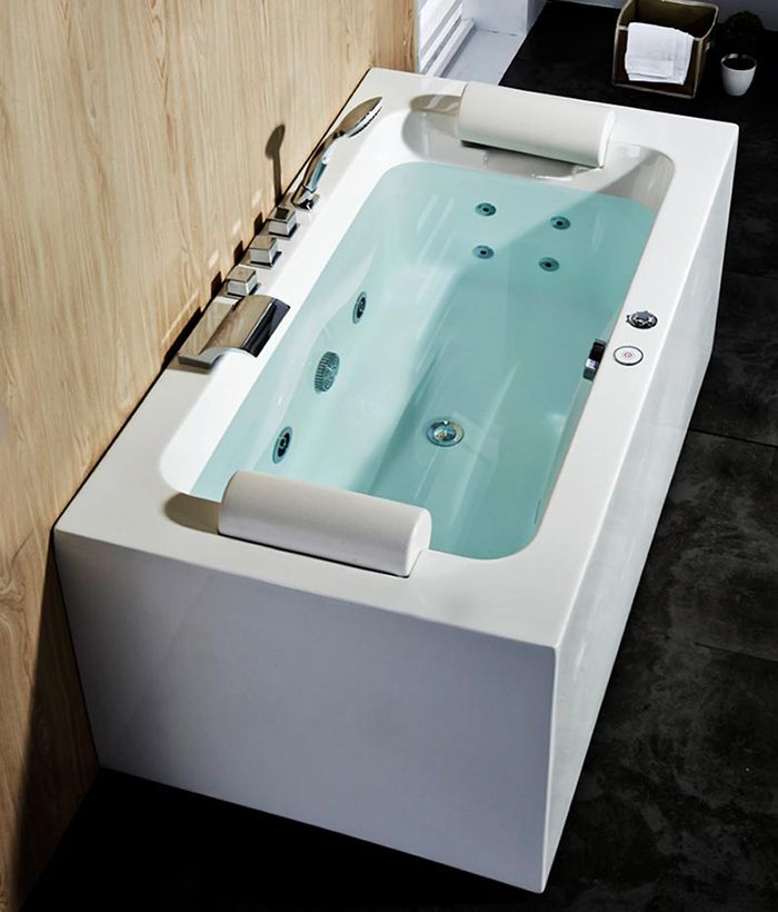 Whirlpool Bathtub Hydromassage Soaking Bathtub SB-7503, Whirlpool ...