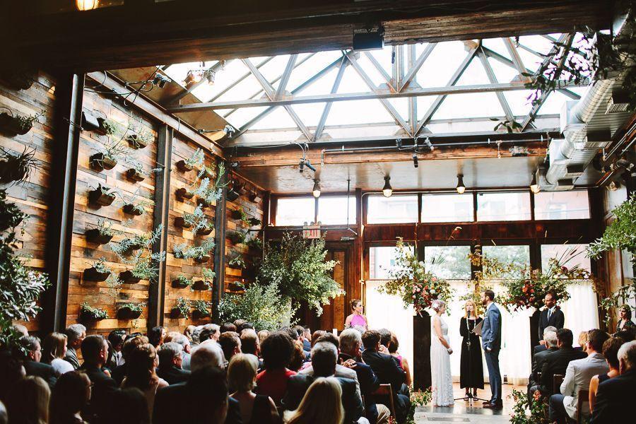 Real Weddings New york wedding venues, Brooklyn winery