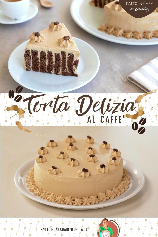 Photo of Torta Delizia al Caffè