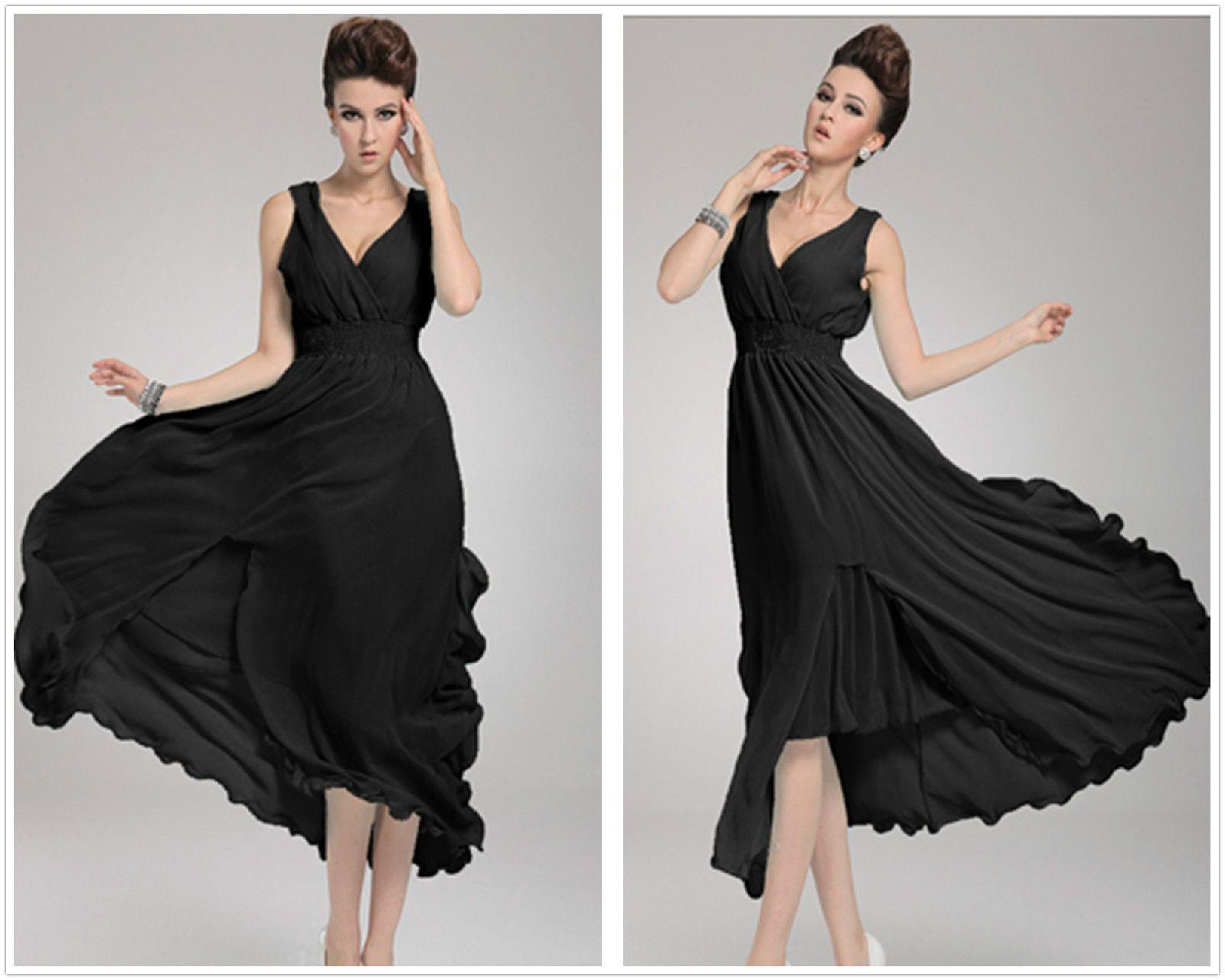 Fabric chiffon size bust waist length s m