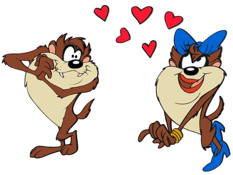 Female tasmanian devil cartoon tasmanian devil taz - Tasmanian devil cartoon images ...