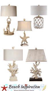Photo of 40+ Beautiful Coastal Table Lamps for Beach Houses