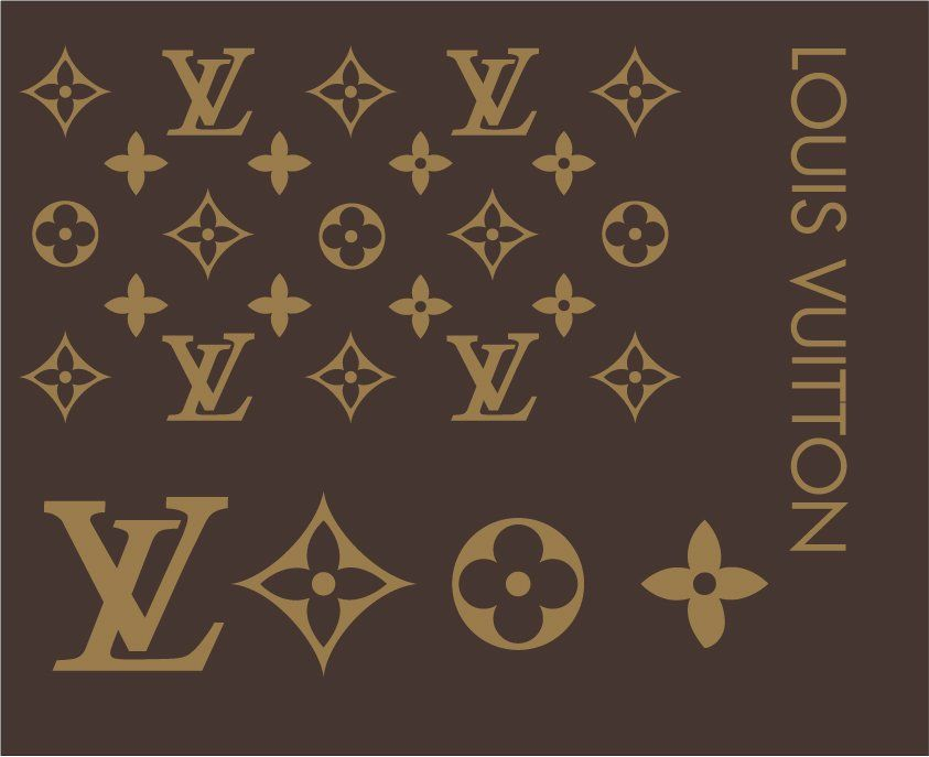 Louis Vuitton Svg Louis Vuitton Pattern Retina Wallpaper Pop Up Card Templates
