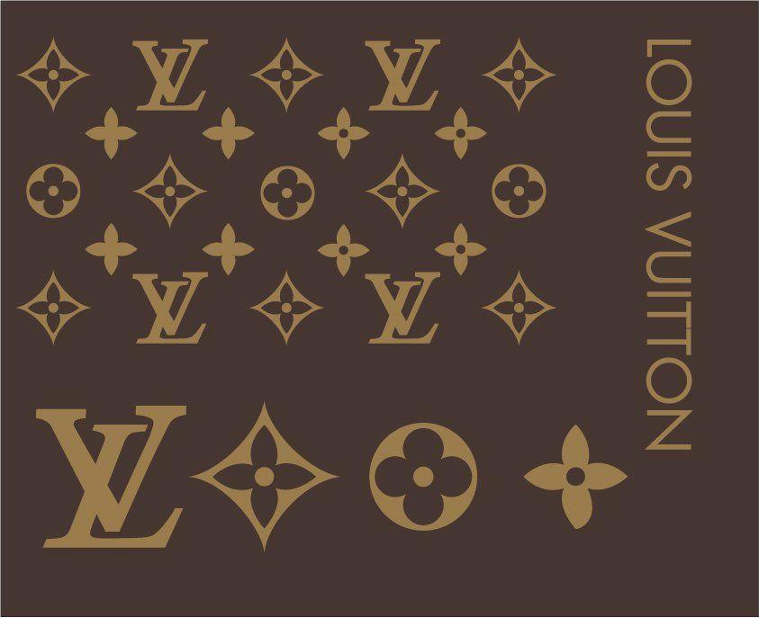29+ Transparent Louis Vuitton Pattern Svg Free PNG