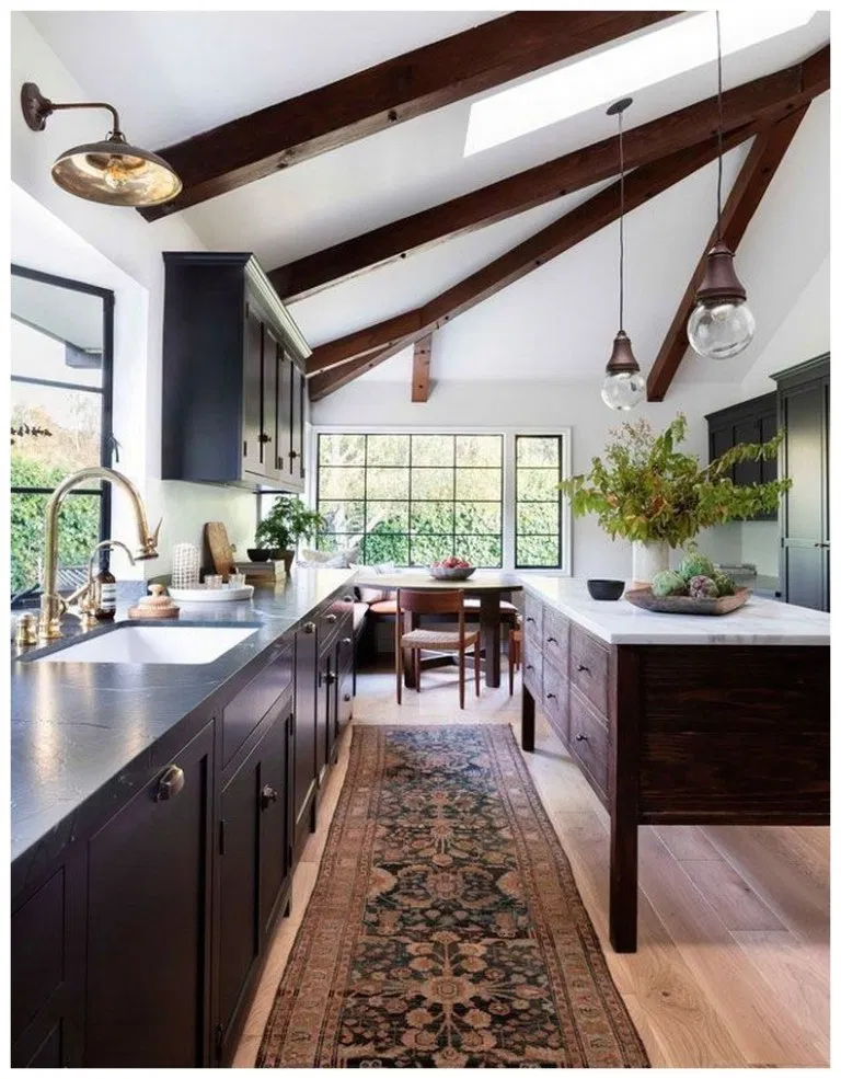 70+ Inspiring Kitchen Design Ideas from Pinterest » Educabit