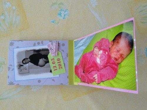 Coucou!! Voici un mini album sur ma grossesse de Louane. J'ai suivi un tuto mais je sais plus de qui . Il y a plus qu'a faire la même chose pour la grossesse d'Erwan et de Marion!!! Bon week end sous le soleil Normand!!!