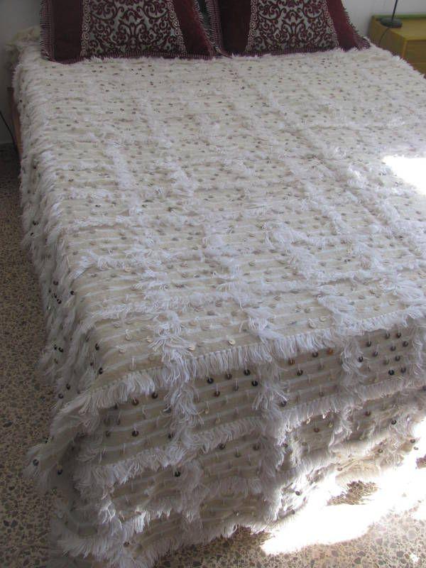 Wedding berber blanket. Decor, Home decor, Shag rug
