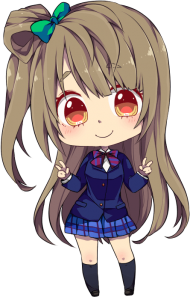 Forestthemaid Anime Chibi Gif Transparent Png Image With Transparent Background Png Free Png Images Anime Chibi Chibi Anime