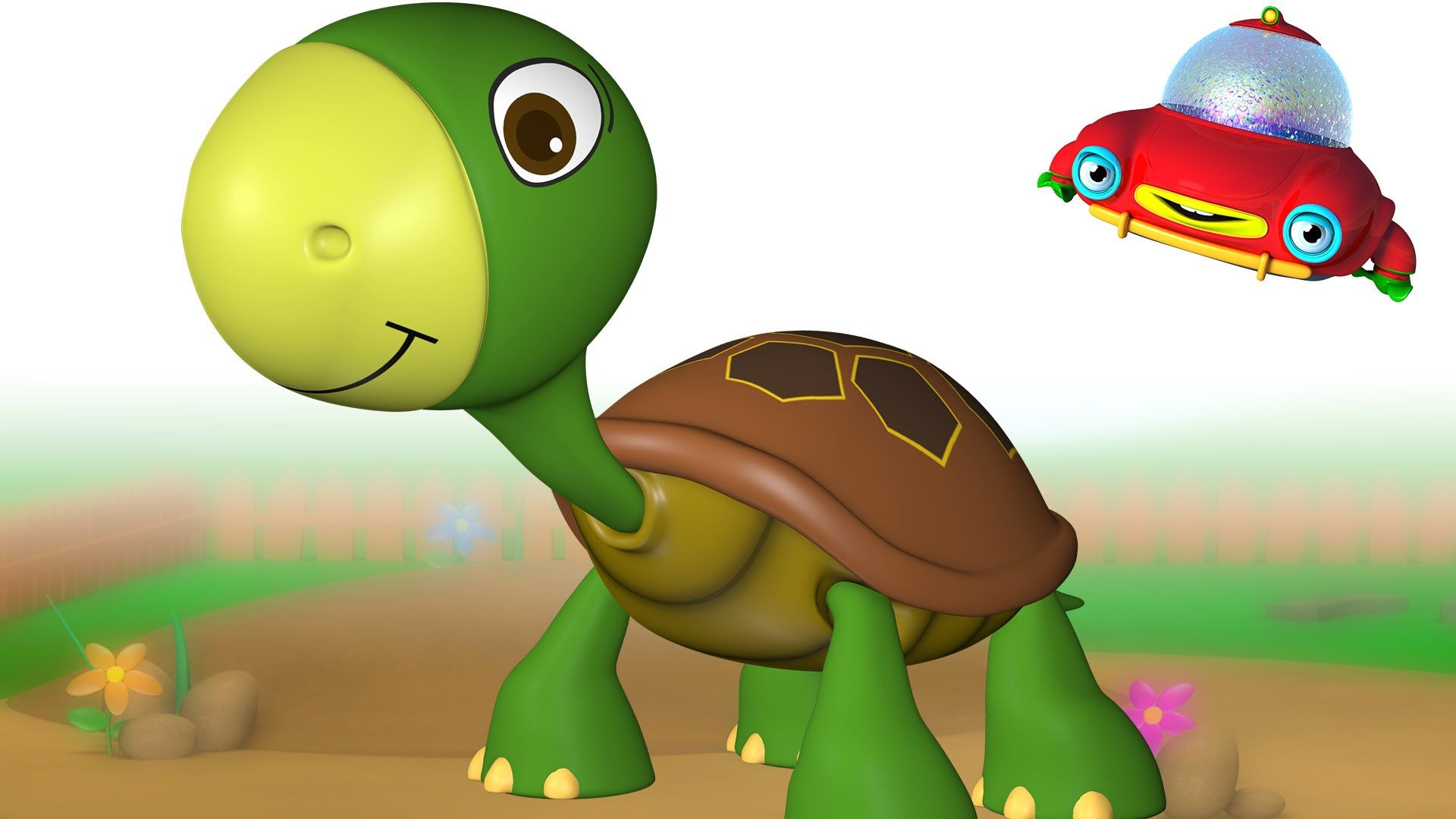 Tutitu Animal Songs For Children Turtle Song Baby Baby