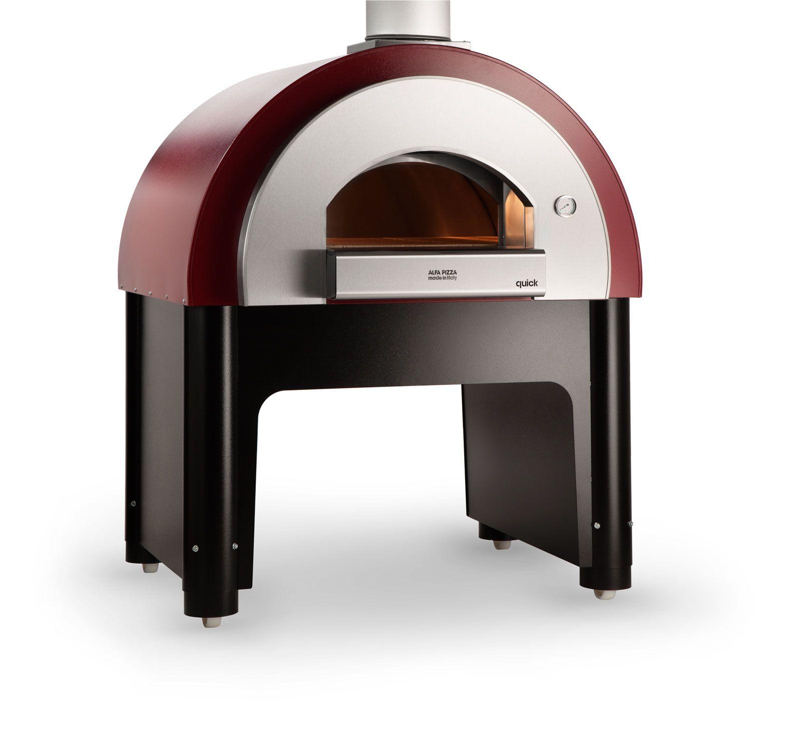 Alfa Pizza Quick Pro Pizza Oven Commercial Pizza Oven Outdoor
