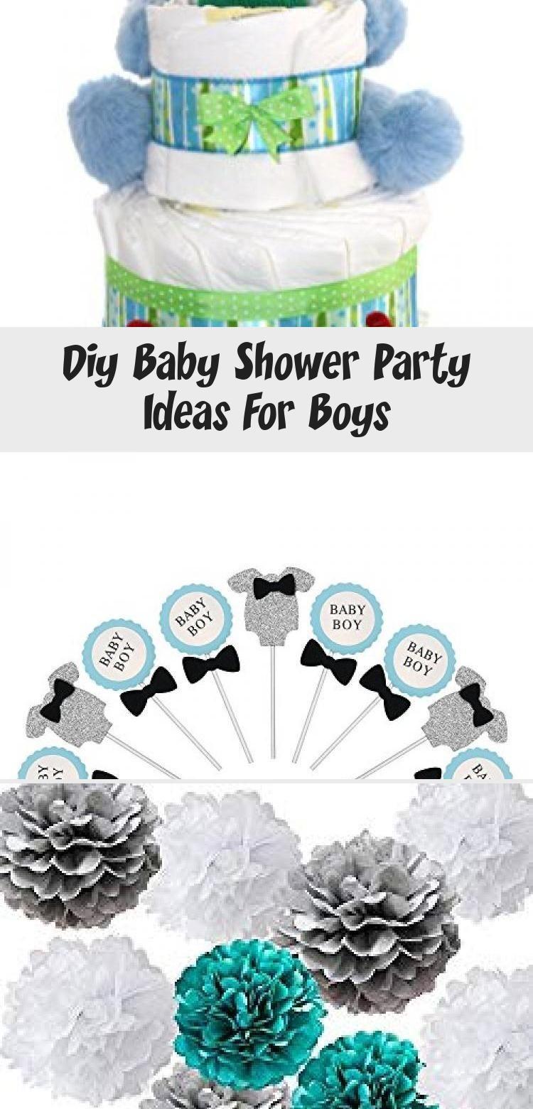 Diy Baby Shower Party Ideas For Boys - health and diet fitness   Diy Baby Shower...#baby #boys #diet...