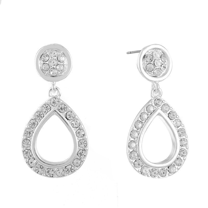 bbe82945e Gloria Vanderbilt Brass Drop Earrings | Products | Earrings, Jewelry ...
