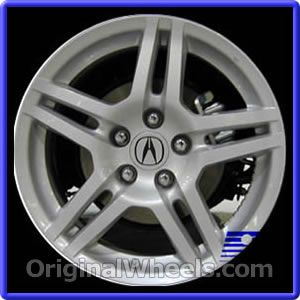 OEM 2008 Acura TL Rims - Used Factory Wheels from OriginalWheels.com