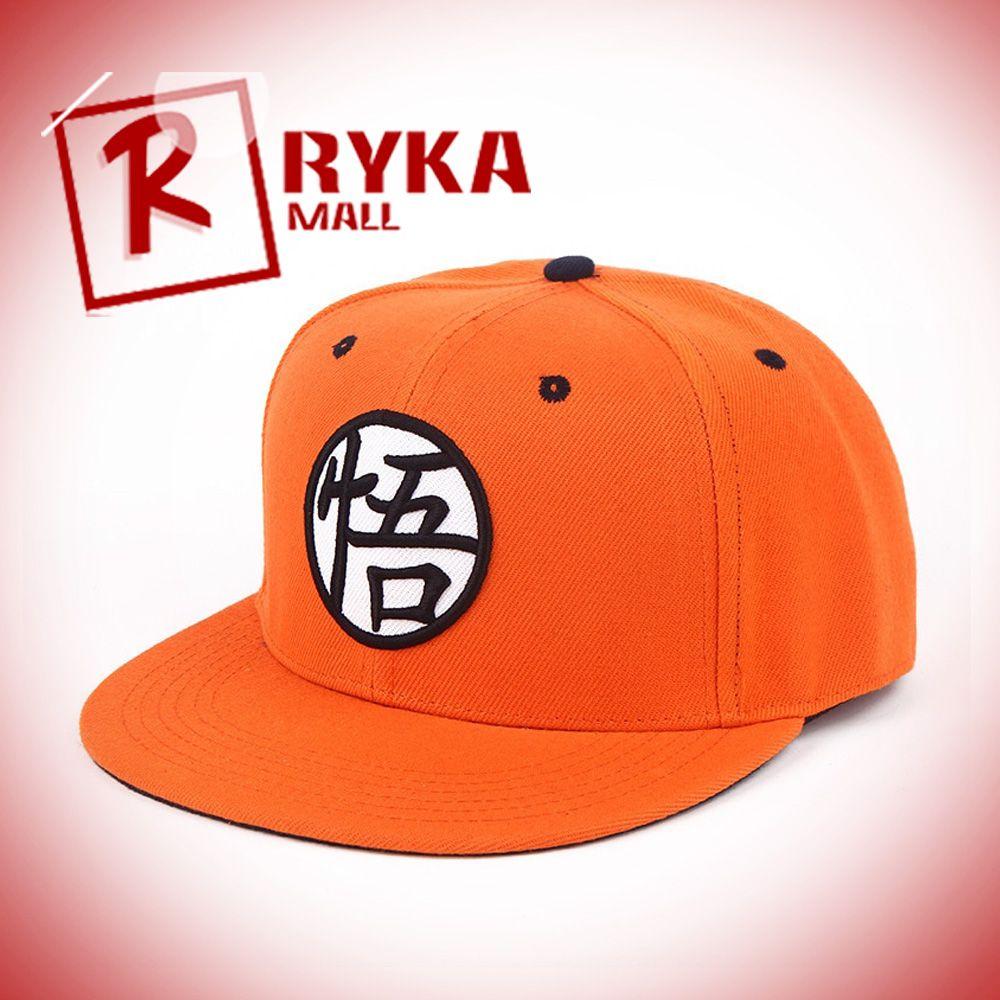 Goku Baseball Cap 3 Varian Casquette