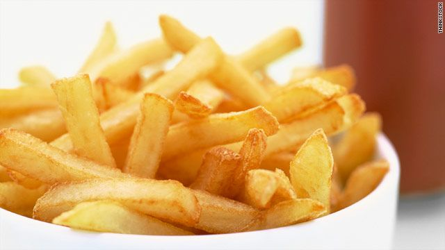 Friday the 13th is National French Fry Day  (http://eatocracy.cnn.com/2012/07/13/national-french-fry-day/)