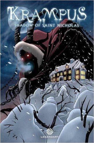 Comic Review: Krampus: Shadow of Saint Nicholas by Michael Dougherty | I Smell Sheep