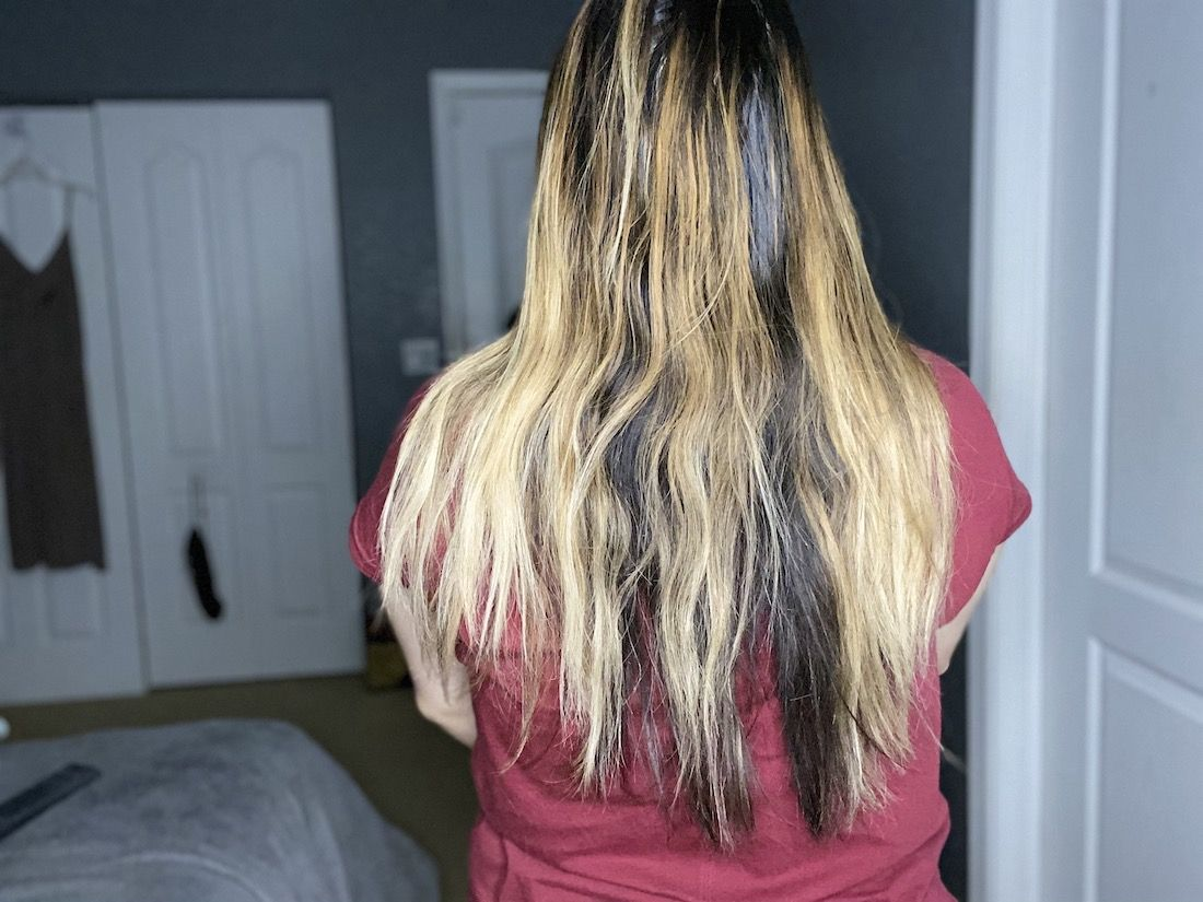 Product Review Monat Hair Care Review And Thoughts