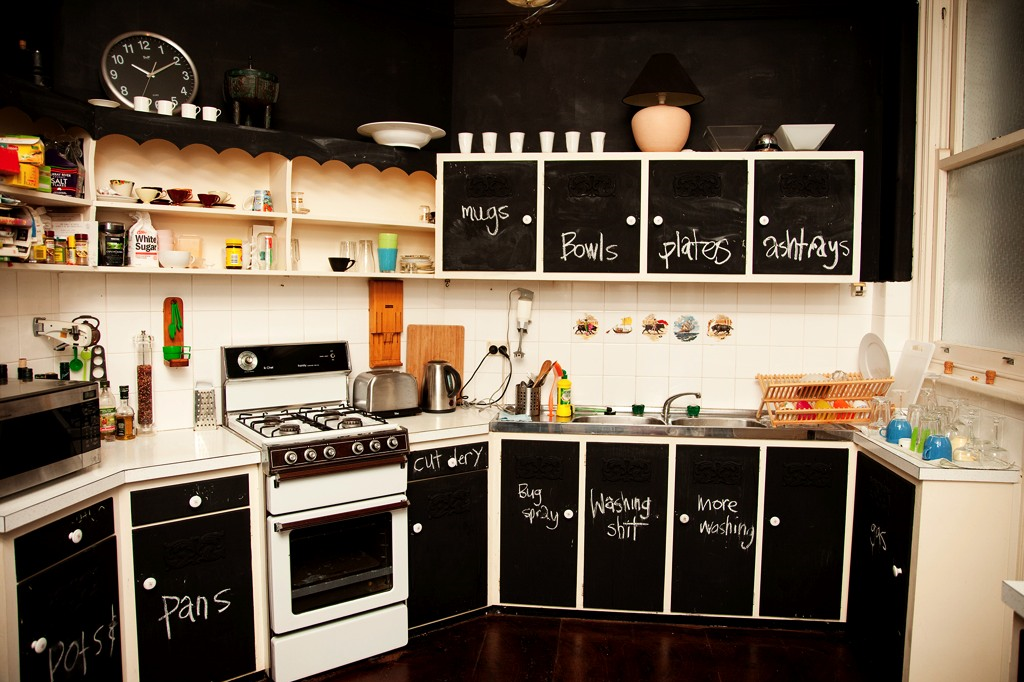 Chalk board surfaces.   Home.   Pinterest on ideas for lighting in kitchen, ideas for green paint in kitchen, ideas for storage in kitchen,