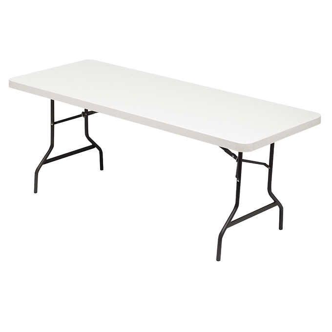 Alera Folding Banquet Table 72 X 29 Platinum Banquet Tables Table Home