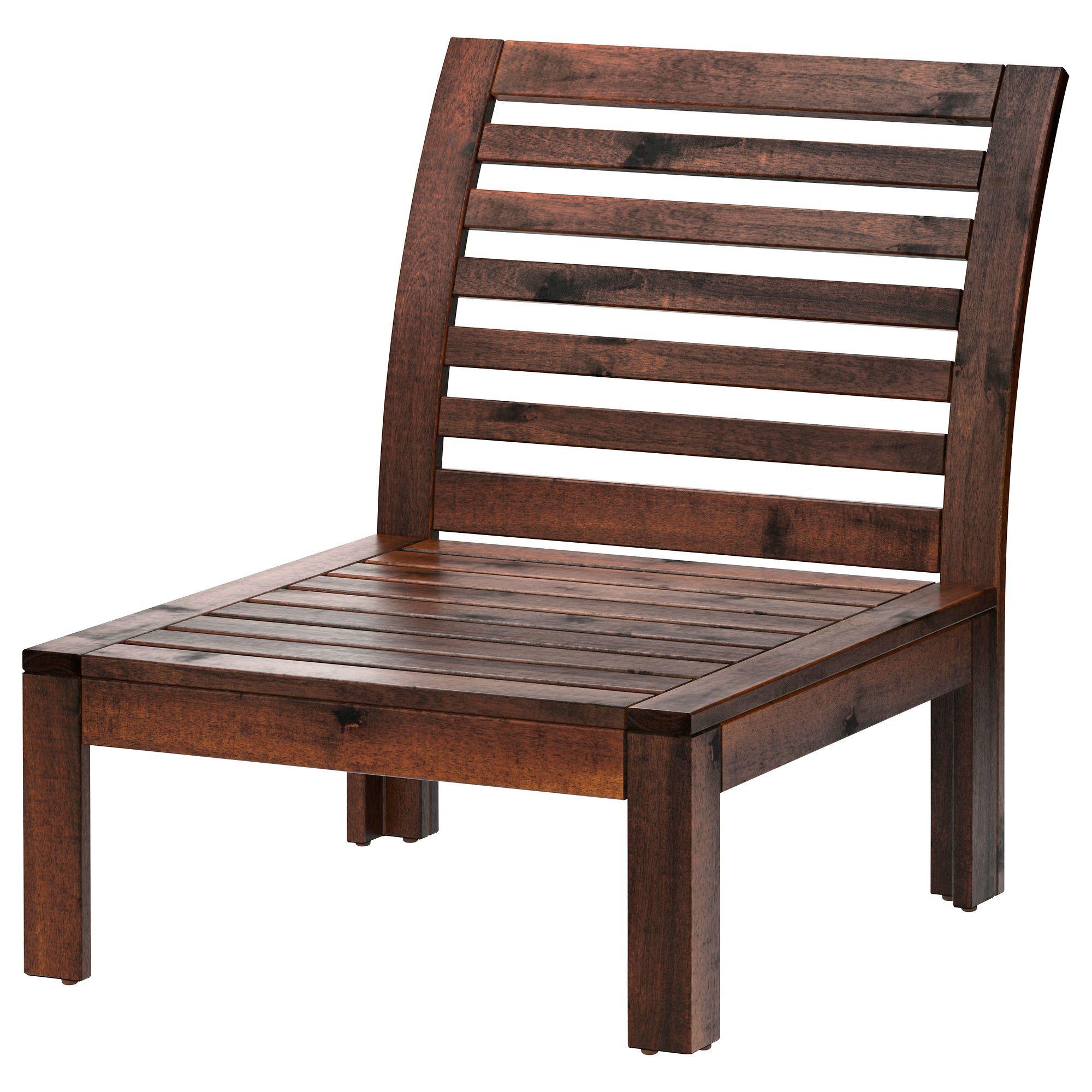 ikea patio furniture. ÄPPLARÖ One-seat Section - IKEA -- IKEA\u0027s Making Patio Furniture! Yay! Ikea Furniture