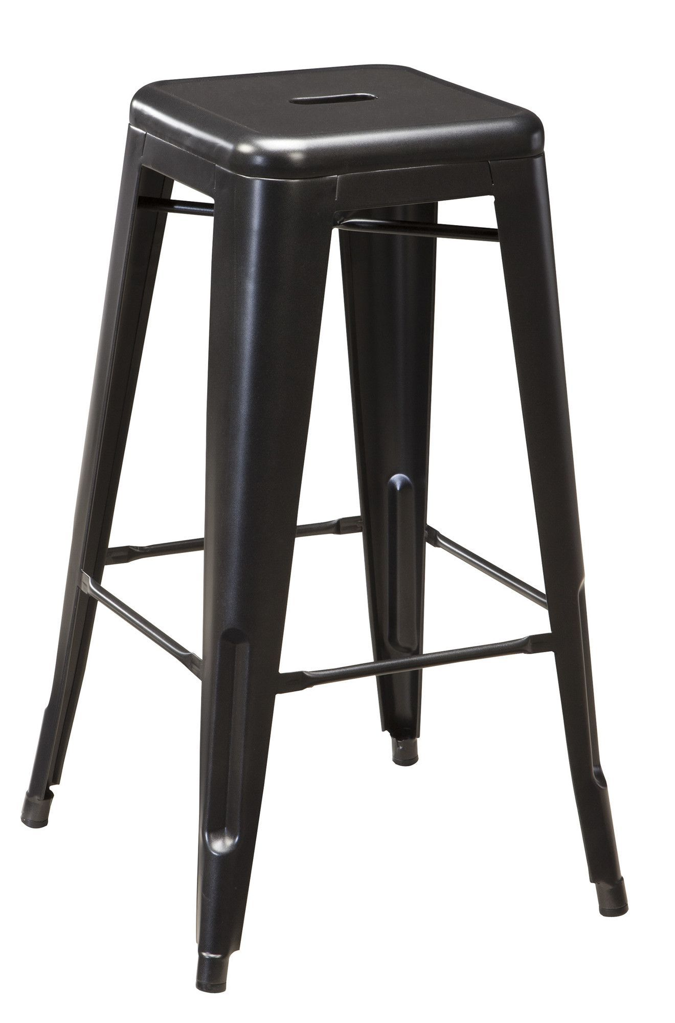 Pinnadel 30 Bar Stool Set Of 4 Bar Stools Metal Bar Stools Metal Stool