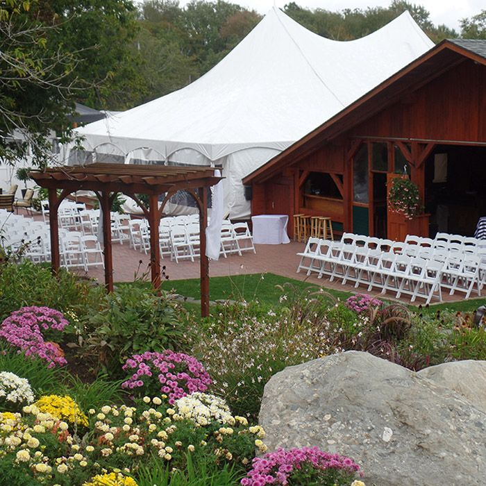 One of Massachusetts' most extraordinary and rustic venues ...