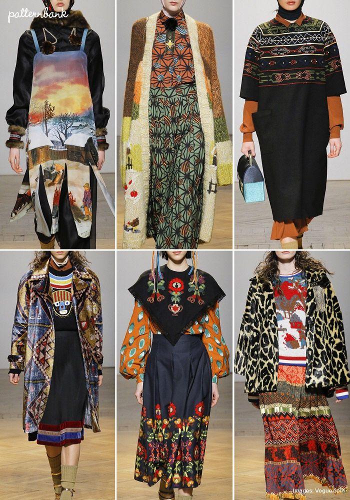 Stella Jean – Fall 2017 – RTW – Milan Fashion Week – Print & Pattern Highlight | Patternbank