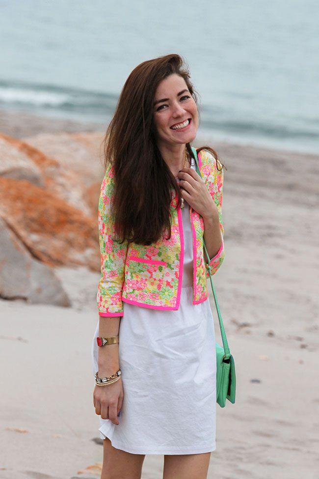 Effortlessly Chic :: Classy Girls Wear Pearls