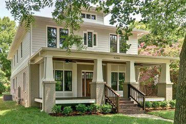 Exterior Traditional Exterior Nashville Paragon Designs