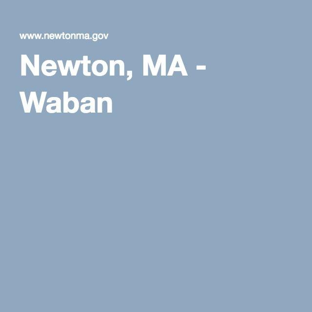 Newton, MA - Waban