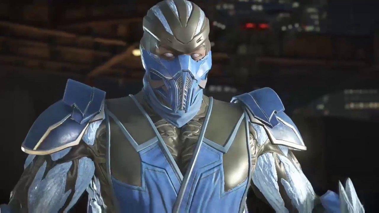 Injustice 2 Sub Zero Ranked Matches Mortal Combat Mortal Kombat 9 Mortal Kombat