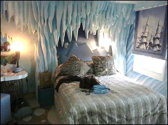 Charmant Polar Express Themed Party | Polar Bear Bedrooms   Arctic Theme Bedrooms    Winter Wonderland Theme