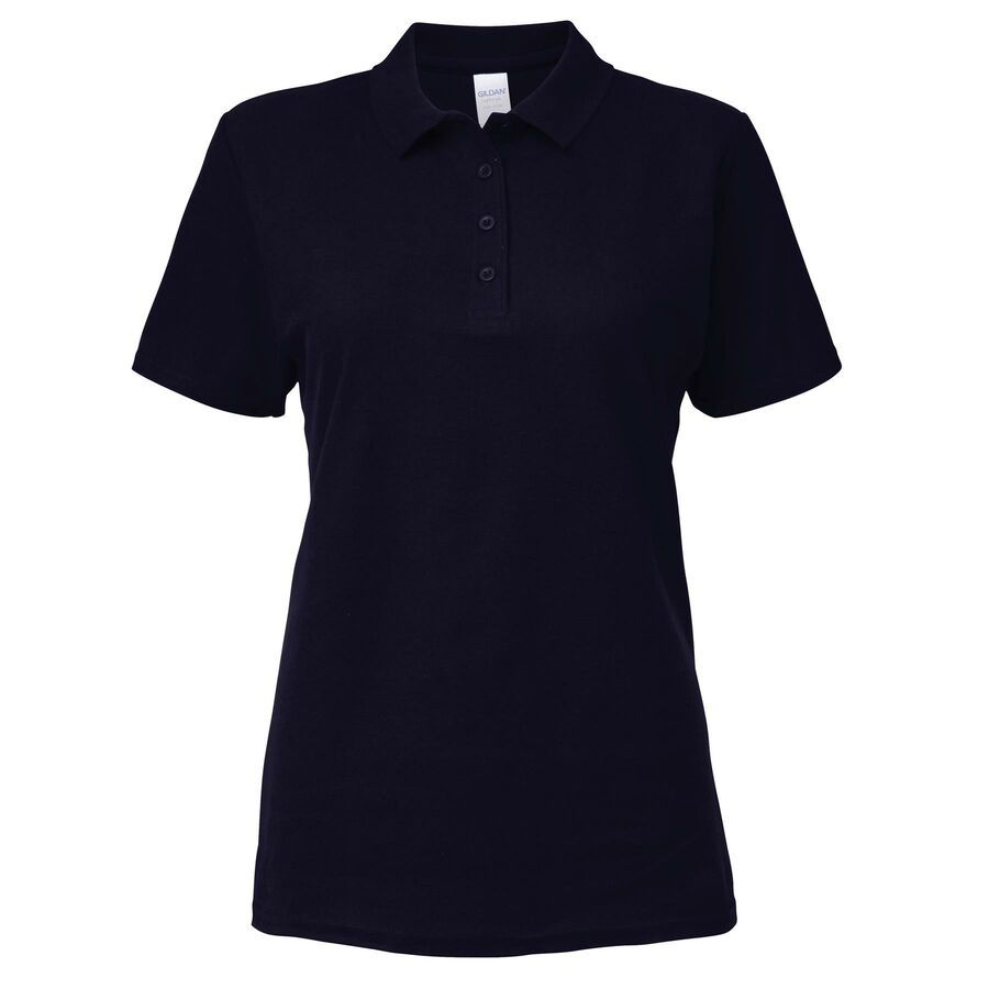 Gildan Softstyle® Ladies Double Pique Damen Polo Shirt