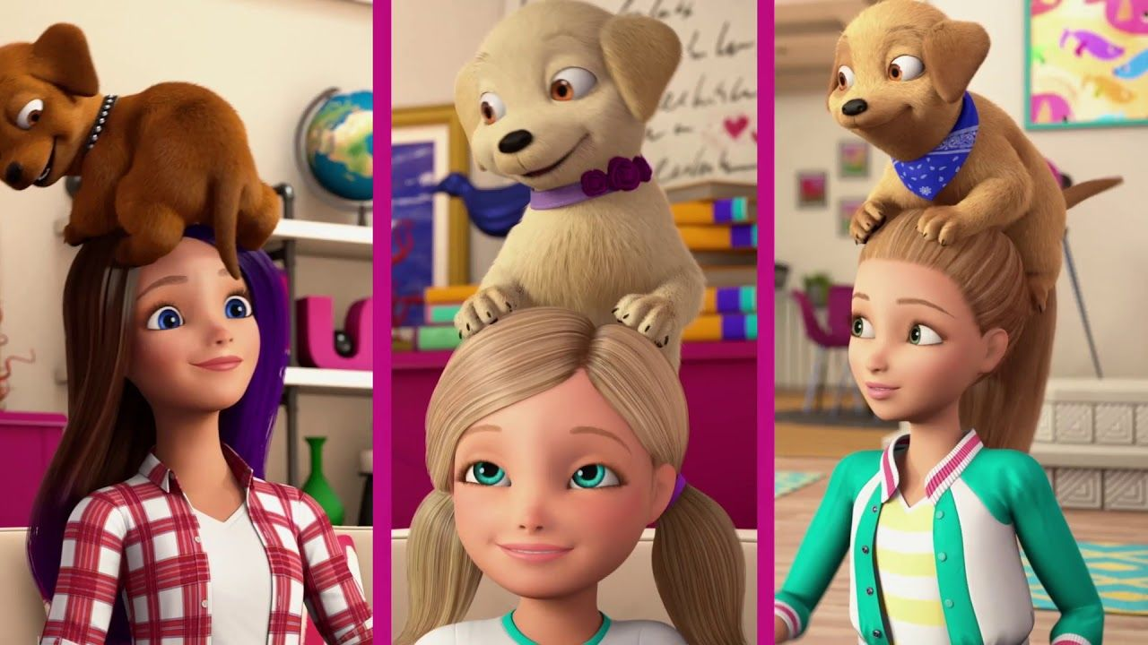 Dreamhouse Adventures on Netflix Barbie YouTube