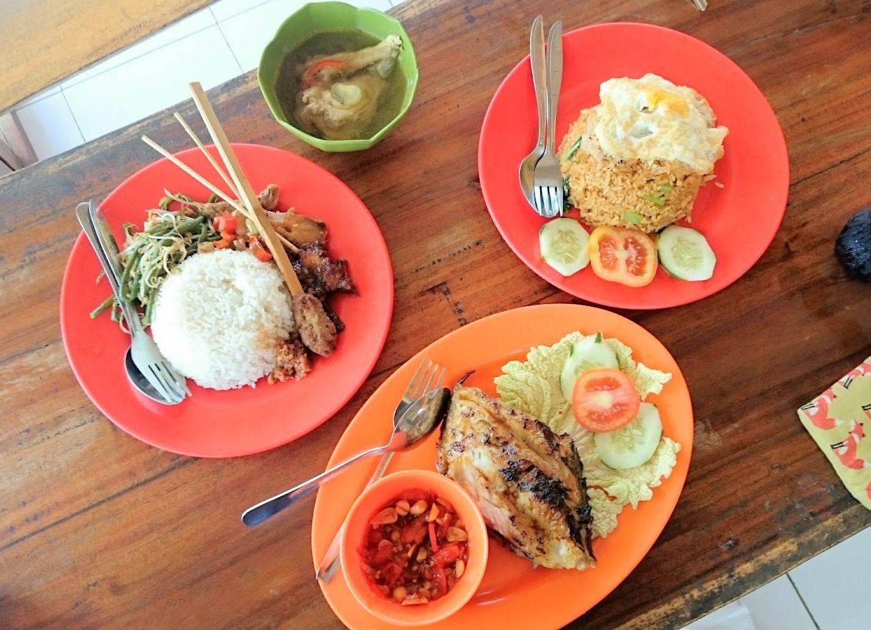 Nusa Penida food ruoka
