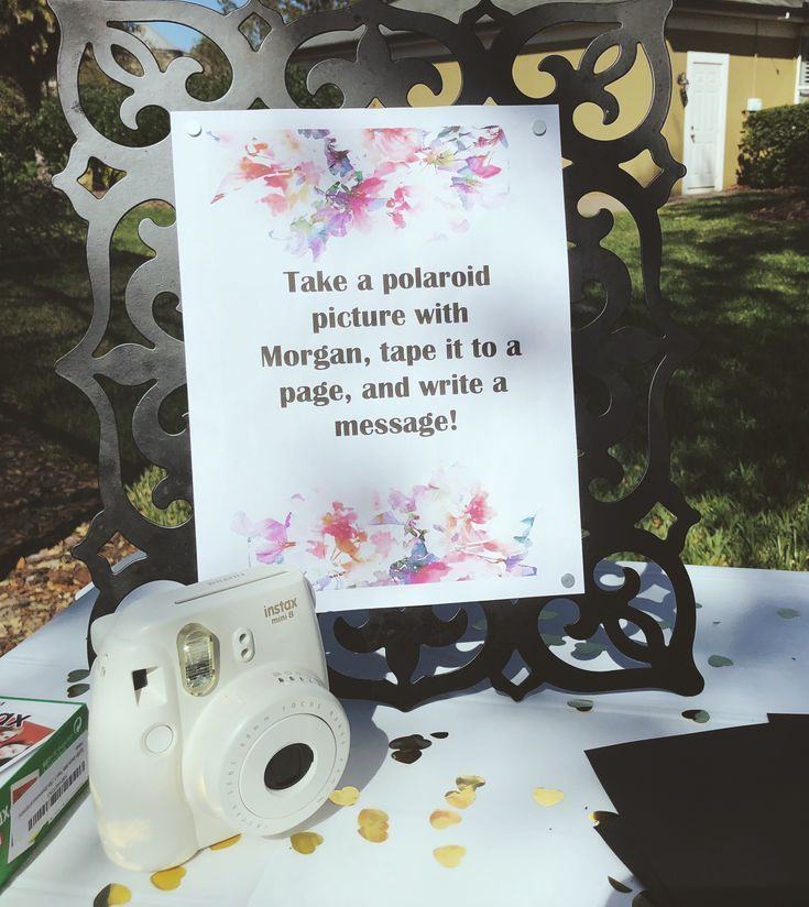 Guest book idea for sweet 16 #party #polaroid #photo #sweet #16 #brunch #sweetsixteen Guest book idea for sweet 16 #party #polaroid #photo #sweet #16 #brunch#Birthday#Gift#ideas #sweet16birthdayparty