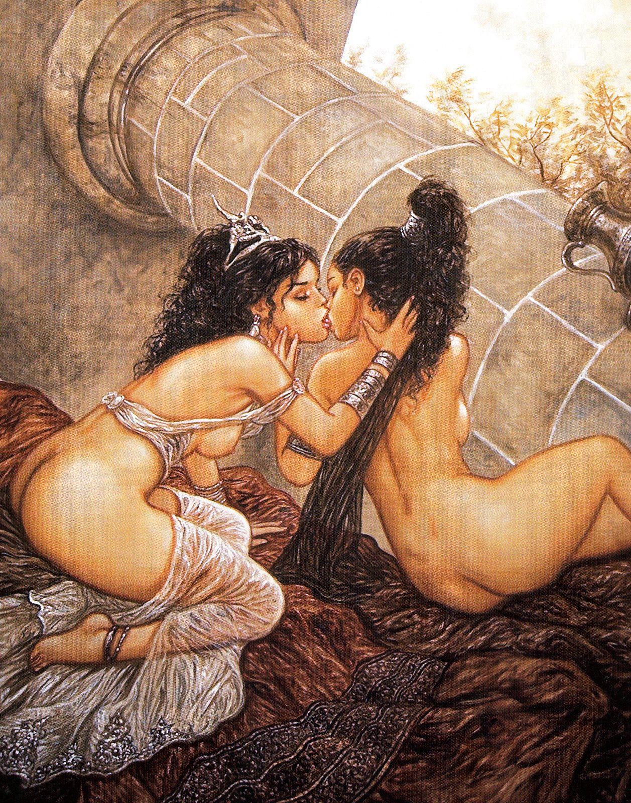 Легкая эротическая фантазия