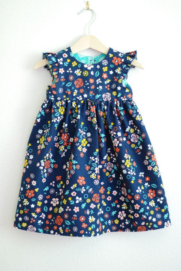 791e2b7609cc sweet summer girls dress tutorial