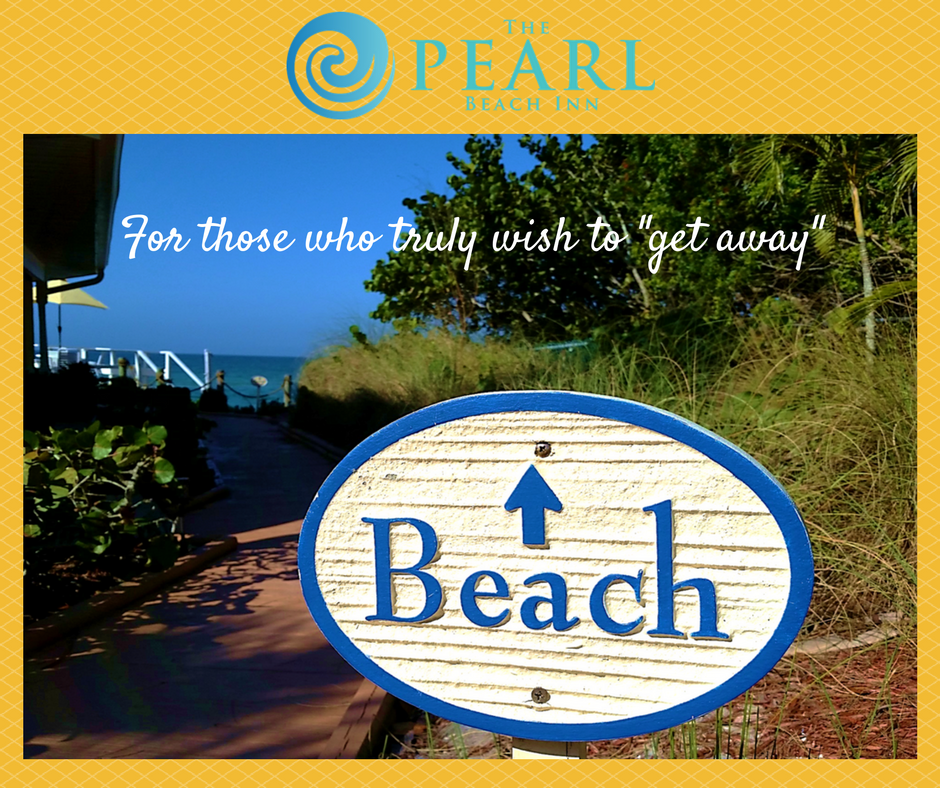 For those who truly wish to get away, come to Manasota Key ...
