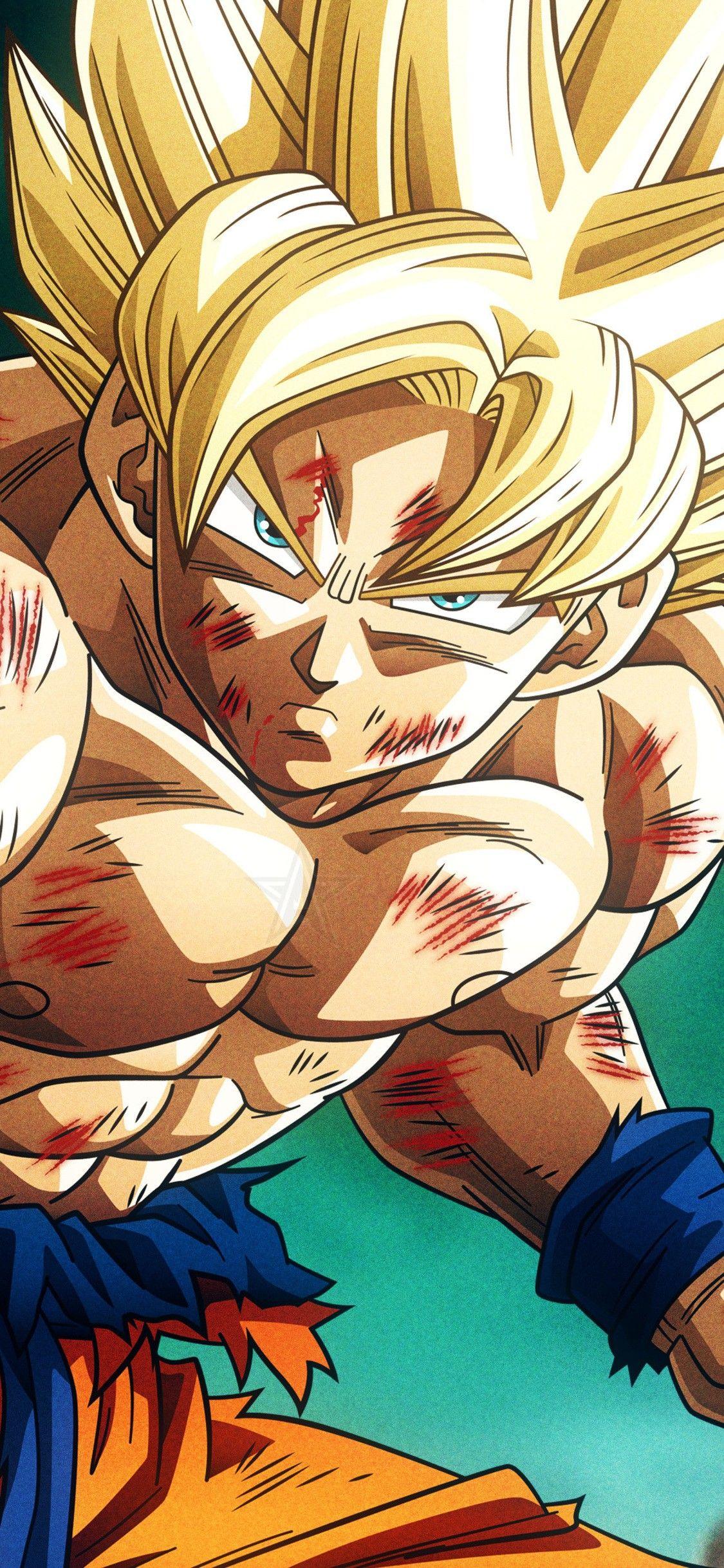 Inspirational Goku Live Wallpaper iPhone X Check more at