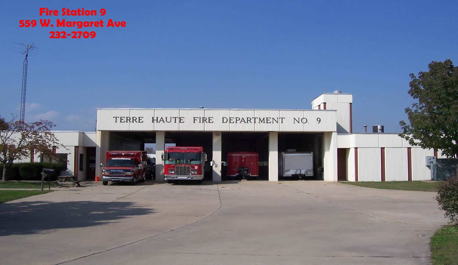Love Thfd With Images Fire Station