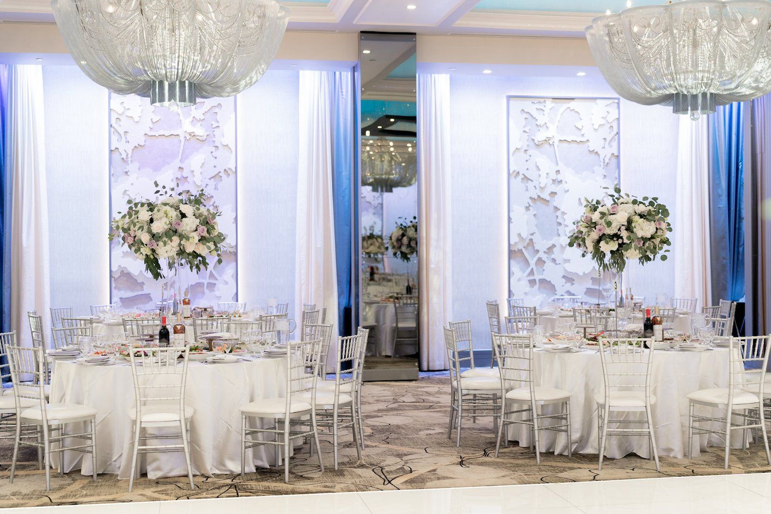 We loved catering this elegant and beautiful wedding! Who ...