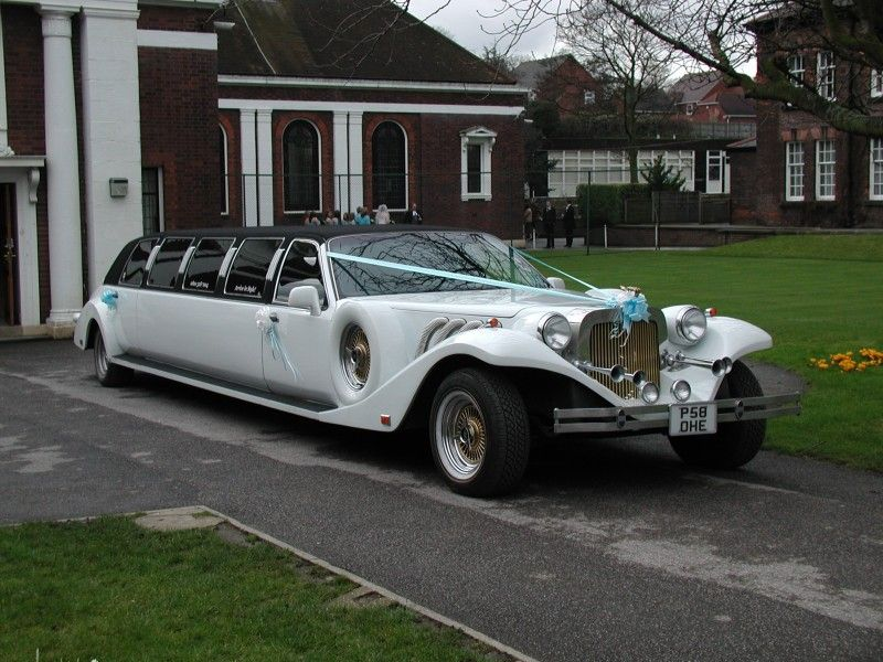 Wedding Limo | The Luxuriousness of Wedding Limousine ...