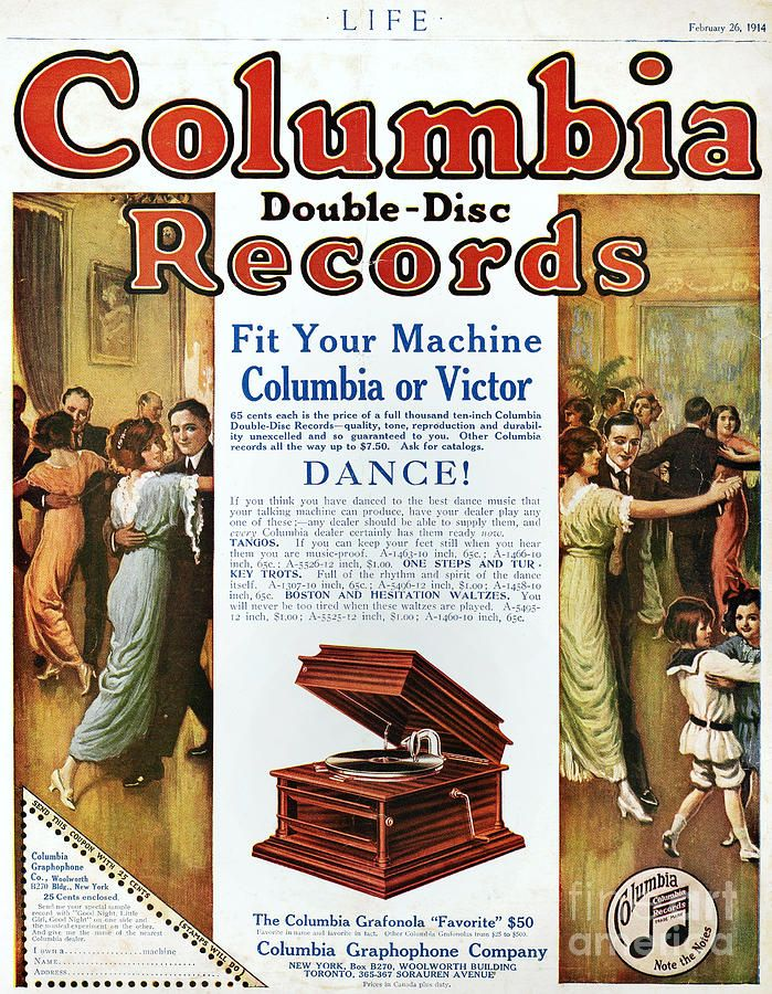 Phonograph Ad 1914 By Granger Phonograph Old Advertisements Vintage Advertising Art